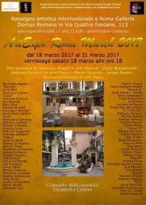 locandina-ArtExpo Rome March 2017 RR