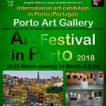 flyer art festival in porto-rr